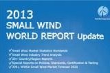 WWEA releases 2013 Small Wind World Report Update