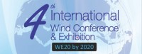 "4th International Wind Conference and Exhibition ""WE20 by 2020"""