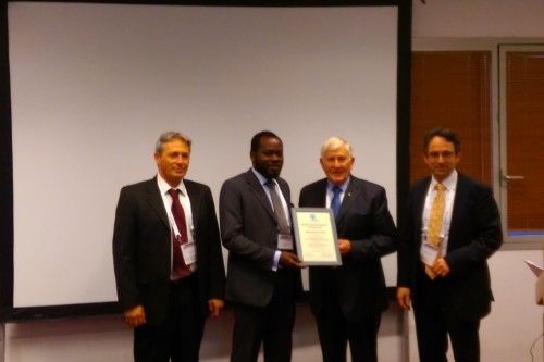 World Wind Energy Award 2015 for Mali Folkecenter Nyetaa