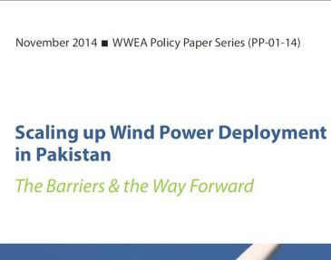 Scaling up Wind Power Deployment in Pakistan