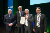 World Wind Energy Award 2017 for German journalist Dr. Franz Alt